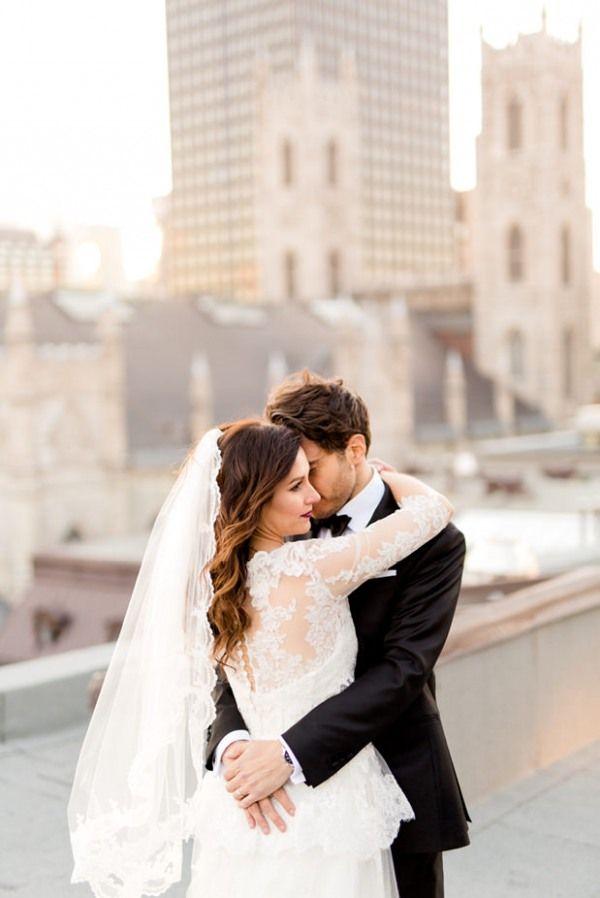 Photographe mariage Montréal | Photo des mariés