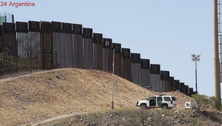 Muro con México: Estados Unidos encarga a cuatro empresas la construcción de prototipos