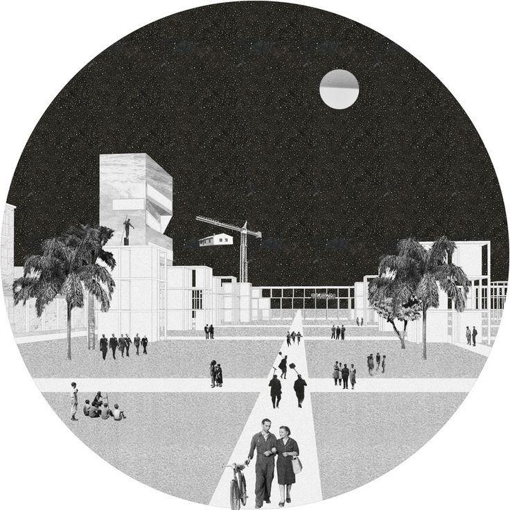 Resultado de imagen para Down-growing City. Chiara Banfi-Luigi Pinarel-Michele Zadra.