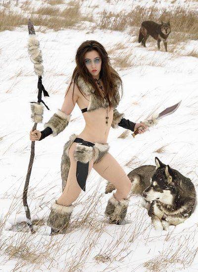 sexy barbarian women porn