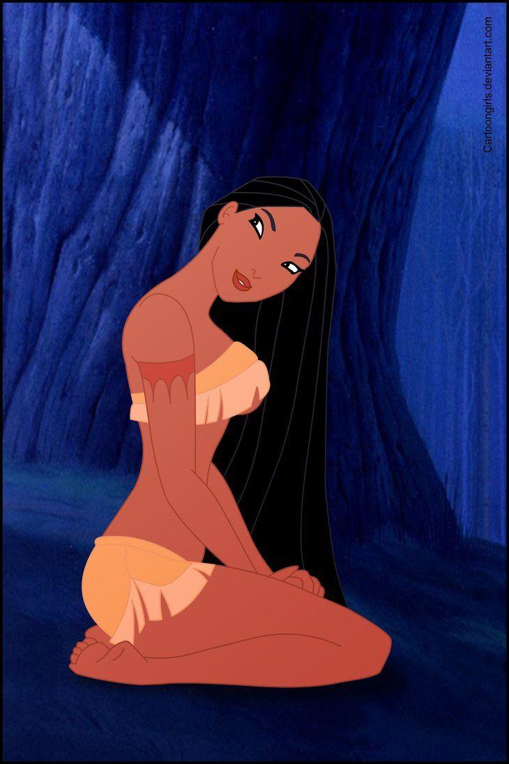 Pocahontas by CartoonGirls