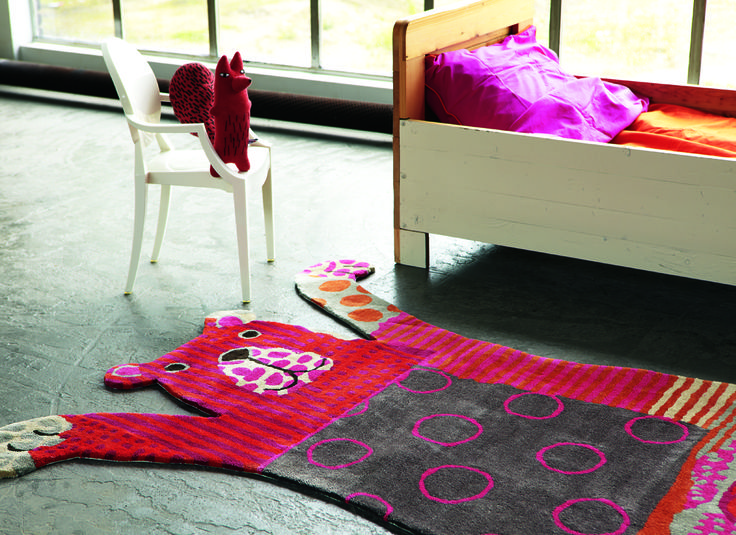 #Kids #rug collection by #BrinkandCampman are full of #exciting & #fun