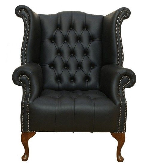high back wing chairs for living room - High Back Chairs For Living Room