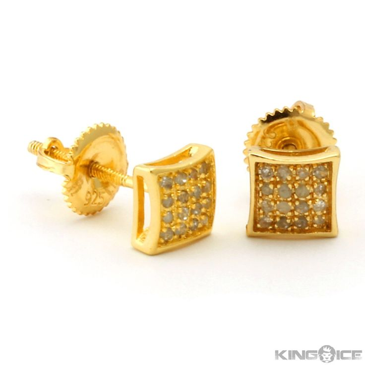17 Best ideas about Mens Diamond Earrings on Pinterest