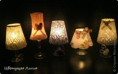 Wine Glass Candle Lamp-http://wonderfuldiy.com/wonderful-diy-fancy-wine-glass-candle-lamps/