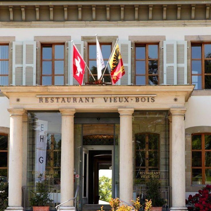 L'EHG et son restaurant d'application Le Vieux Bois vous souhaitent une bonne semaine  #EHGLife #greenglobe #geneve #geneva  #lakegeneva #lacleman #restaurant #ehg #ecole #ecolehoteliere #ecolesuisse #hotelschool #swisshotelschool #hotellerie #swissriviera #switzerland  #lac #riviera  #genevalake #tott #visitgeneva  #switzerland #genevaCity #lacdegeneve #restaurantwithterrace #genevacity #monument #lacleman #genevalake  #igersuisse  #genevalive