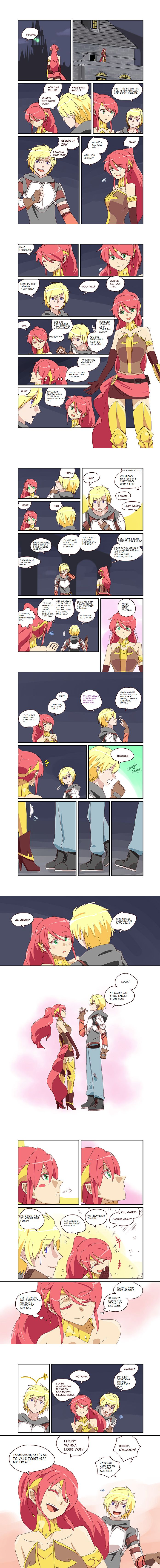 This is precious Arkos right here! It takes some getting used to to read right to left, though.