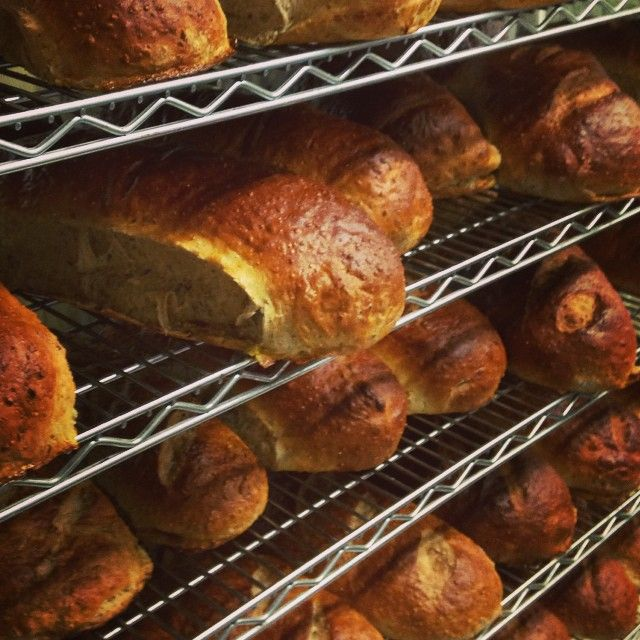 Organic Non-GMO Multi-Grain fresh out of the oven. #yyc #yyceats #yycfood