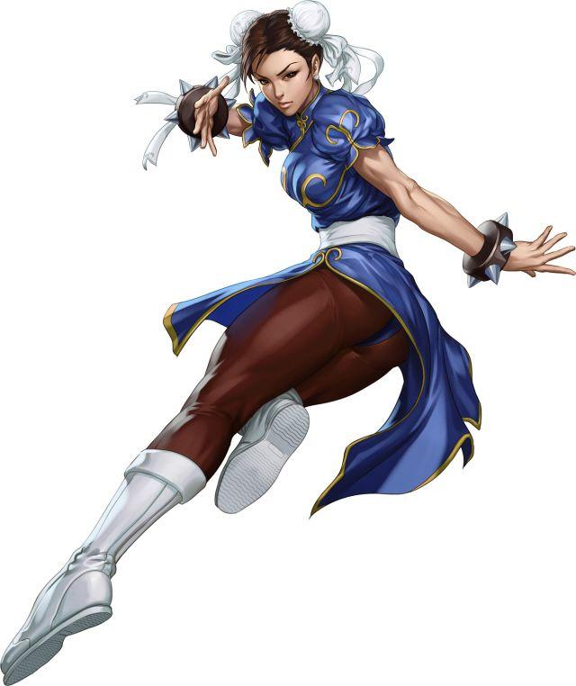 Kung fu - Chun-li