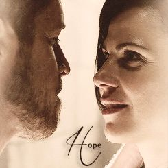 "Beautiful Outlaw Queen, ""That's not something that would ever happen to a ..."