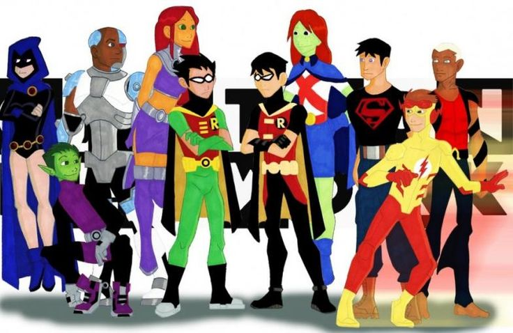 season 3 of young justice - Google Search