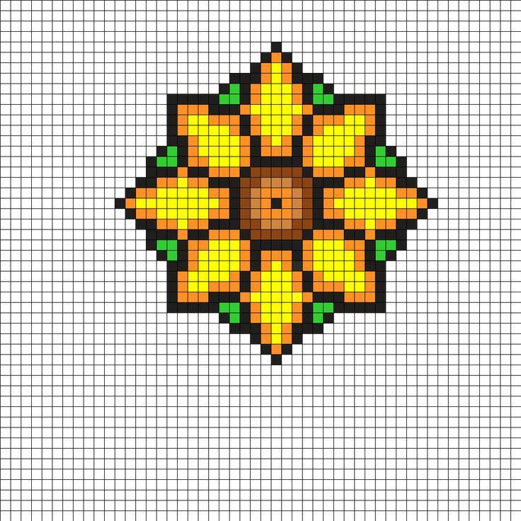 Easter Alphabet Perler Bead Pattern Pixel T Bead Patterns Adorable Perler Bead Flower Patterns