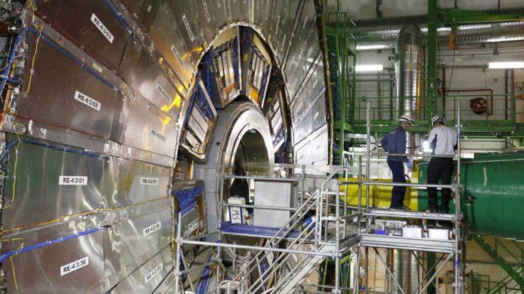 El Gran Colisionador de Hadrones revela nuevos datos sobre el bosón de Higgs