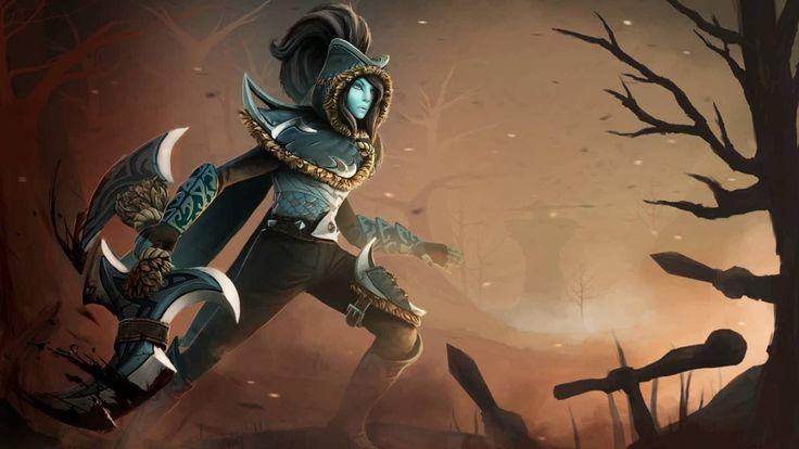 Wraith King Герои Dota 2