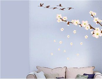 Decorative Wall Decal Sticker - http://cookware.everythingreviews.net/2588/decorative-wall-decal-sticker.html