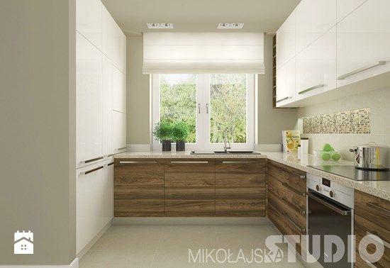 Nowoczesna kuchnia - zdjęcie od MIKOŁAJSKAstudio