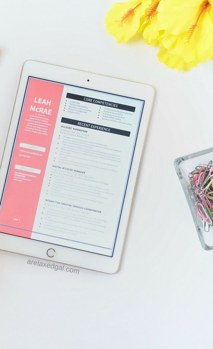 Part of being financially stable is having a job that pays well and you enjoy. And the first step to getting that job is your resume. Here are some tips that will help you as you create and format your resume so it makes a statement. | arelaxedgal
