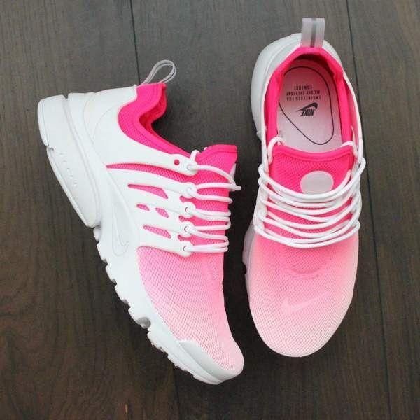 Nike Presto Pink Custom Sneakers