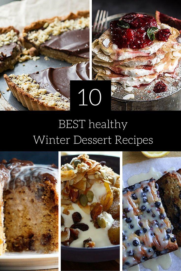 10 Healthy Winter Dessert Receipes (2)