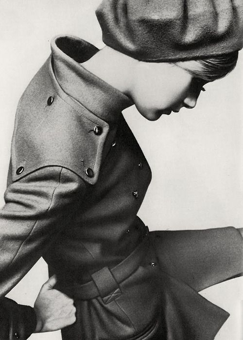 Twiggy for UK Vogue - September 1, 1967