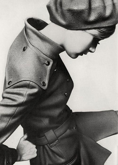 Twiggy for UK Vogue - September 1, 1967