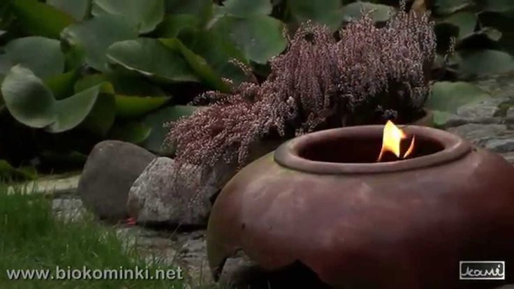 Jak zrobić biokominek? DIY do ogrodu. Biokominek: zrób to sam! #ogrodek #taras #diy #kominek #biokominek #biokominki #kominki #kami