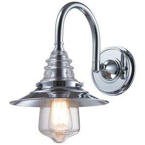 ELK Lighting E668021 Insulator Glass 1 60W Bulb Wall Sconce