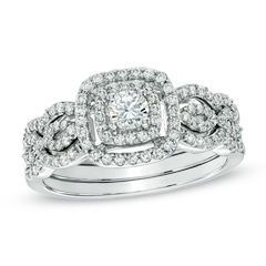 Shop Engagement Rings, Wedding Bands and Anniversary Bands for Men and Women at Zales - The Diamond Store