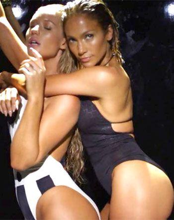 Bootylicious! Watch Jennifer Lopez, Iggy Azalea Show Off Butts in Video | BBJLO | Pinterest | Jennifer lopez, Iggy azalea and Booty