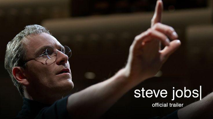 Steve Jobs (2015) - Official Trailer [Universal Pictures] #stevejobs #film #movies #geek #trailer #apple
