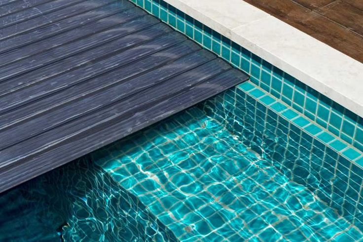 Automatic Safety Pool Covers Sunbather Solar Pool Heating Pool Covers Pool Ideas