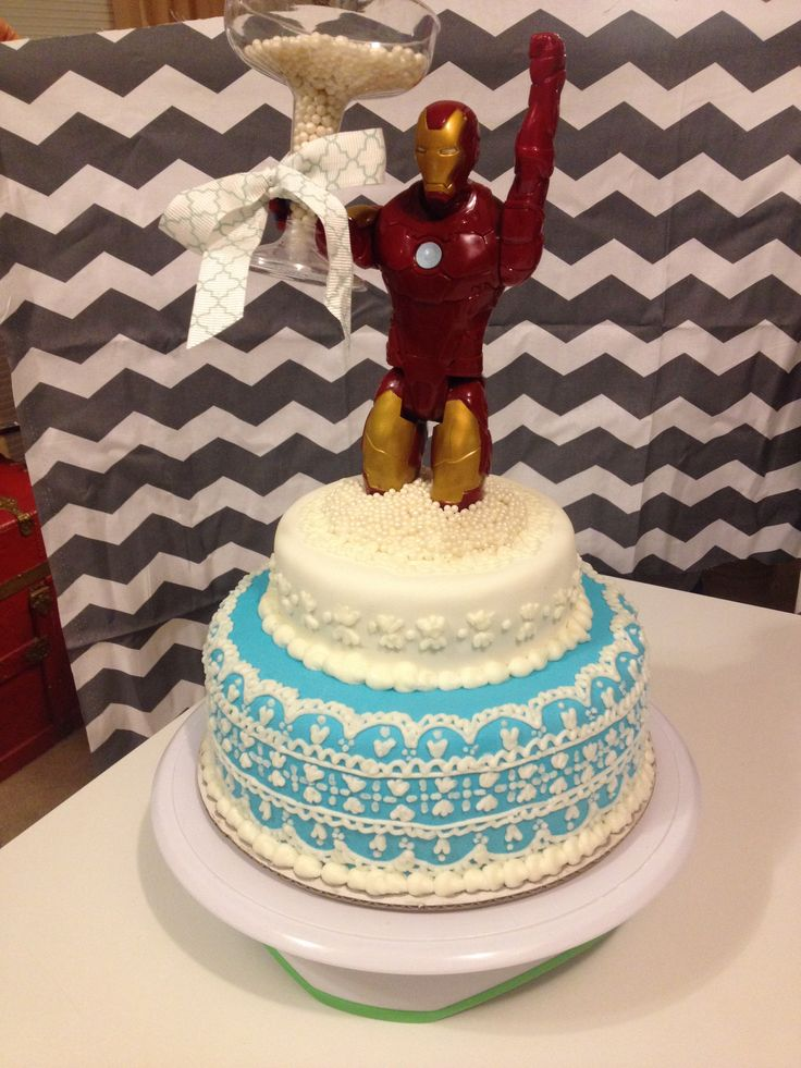 ... Birthday, Iron Man, Christy Creations, Intricate Pipes, Birthday Cakes