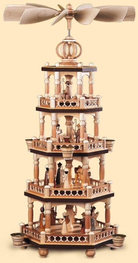 Best 25+ German christmas pyramid ideas on Pinterest | German ...