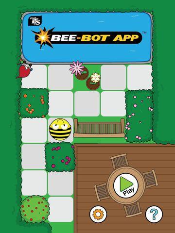 En un país multicolor 2.0 con Bee-Bot - Frikids