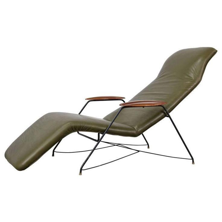 Carlo Hauner U0026 Martin Eisler, Lounge Chair, Forma, 1960s