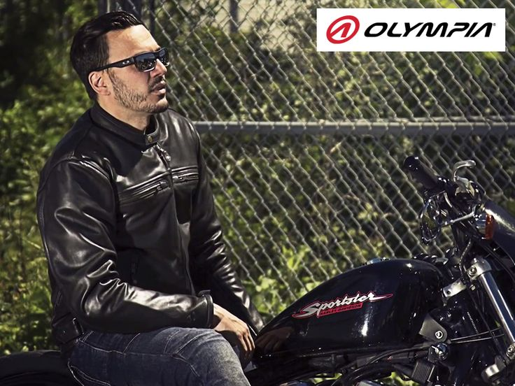 With rugged good looks and superior fit and finish, the Olympia Bishop #Jacket delivers premium quality and numerous features not offered in standard leather riding gear. Available now at the #wwwMotorhelmets online store, get yours now!  #Olympia #bishop #Jackets #motojacket #motorcyclejacket #Cruiser #street #streetgear #Lifestyle #Bike #bikegear #apparel #motorsports #MotorcycleLife #bikelife #Bikes #biker #motosport