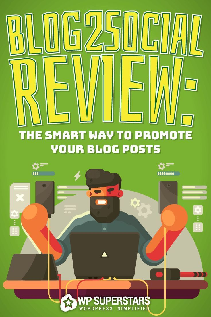 Blog2Social Review: The Smart Way To Promote Your Blog Posts