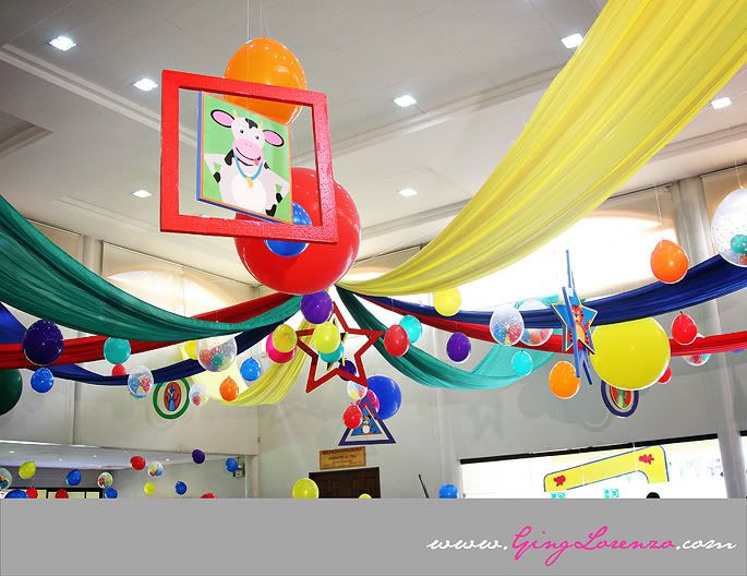 Baby Einstein - Over the Top! Decor