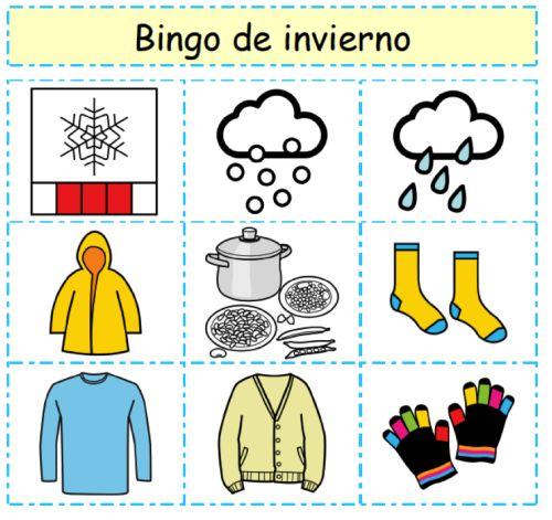 Nuestro mundo infantil: Proyecto: El invierno en nuestra clase