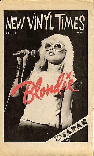 Debbie Harry was the hottest/most punk rock of them all.