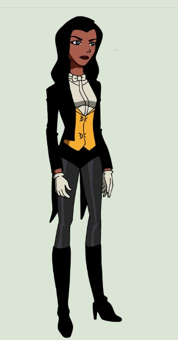 zatanna young justice toy - 358×681
