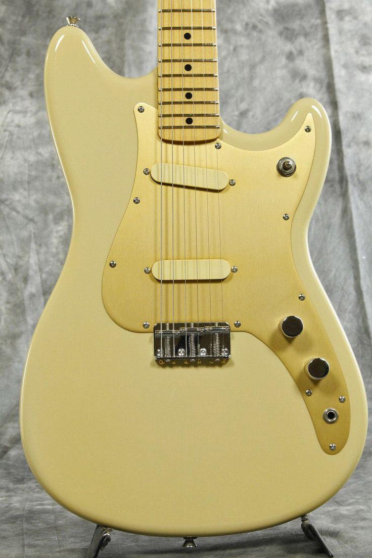 [USED]Squier by Fender Classic Vibe Duo Sonic/DSND, electric guitar in Musikinstrumente, Gitarren & Bässe, E-Gitarren | eBay!