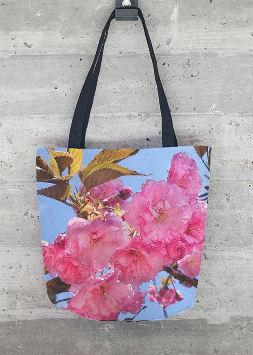 VIDA Tote Bag - Echinacea by VIDA