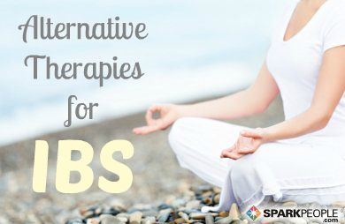 Alternative Therapies for IBS via @SparkPeople