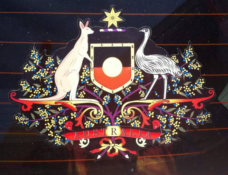 Aboriginal Australian Coat of Arms