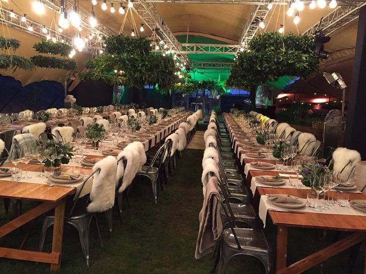 VIP dinner with Soiree Events at Te Ari Point. Schupepe canopy over truss.
