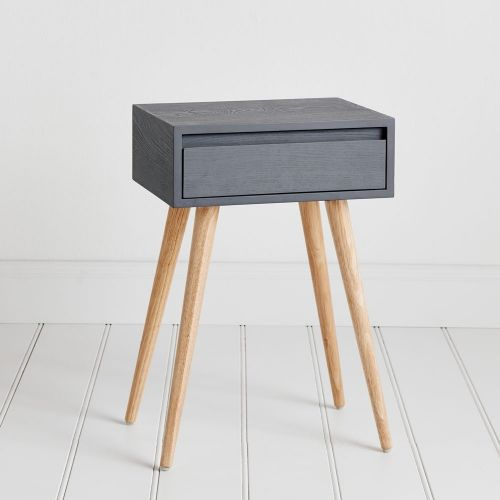 Home Republic Balmain Side Tables Grey   Furniture Side Tables   Adairs  Online