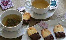 Tea time ! Voici enfin dévoilés les secrets de ces biscuits aussi beaux que bons