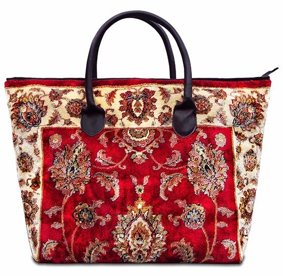 Domestic Sluttery Marvellous Mary Poppins Carpet Bags