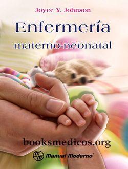 Enfermería Materno Neonatal, Joyce Johnson